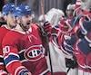 Autant contre les Sénateurs, les Bruins ou les Flyers, Tomas Tatar a fait sentir sa présence dans le feu de l'action.