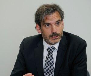 Jean Thiffault, président de l'Association québécoise des pharmaciens propriétaires