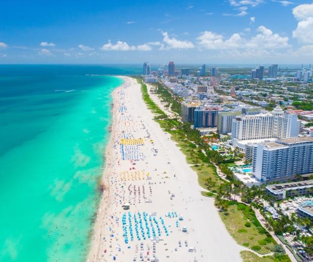 Image principale de l'article 5 plages de Floride qui valent le détour