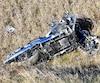 Un motocycliste de Chicoutimi, d'une soixantaine d'années, a été gravement blessé samedi, lors d'une sortie de route qui s'est produite sur l'autoroute 70 à Saguenay.