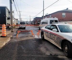 Le corps de la jeune femme a été retrouvé dans ce secteur de Saint-Jean-sur-Richelieu.