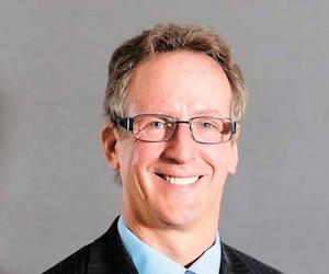 Colin Read. Maire de Plattsburgh