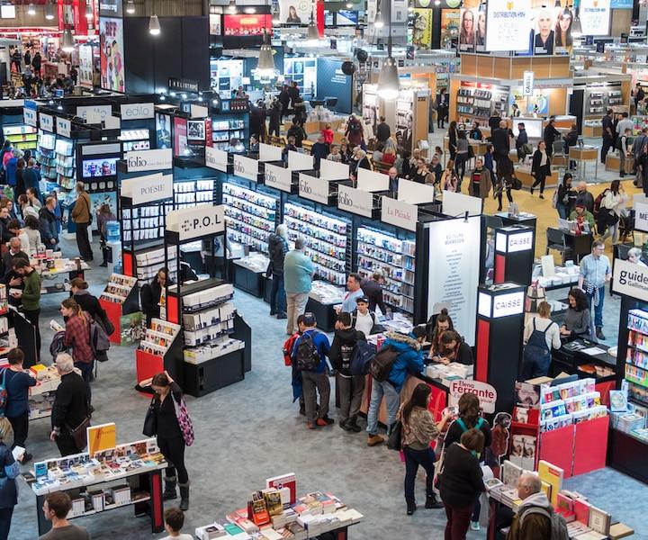 41e Salon du livre de Montréal: Marianne Dubuc s'est dessiné un beau succès