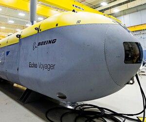 Des drones comme l'Echo Voyageur, lancé par Boeing en mars 2016, pourraient un jour remplacer les sous-marins classiques.