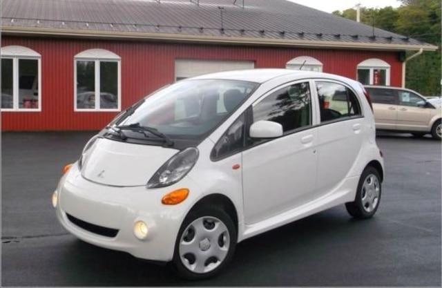Avec 16 000 kilomètres parcourus en presque 3 ans, cette Mitsubishi 100% électrique doit encore sentir le neuf. Cliquez ici pour voir l'annonce.