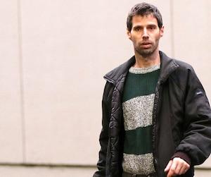 Sacha Crépeault a été libéré en fin de journée.