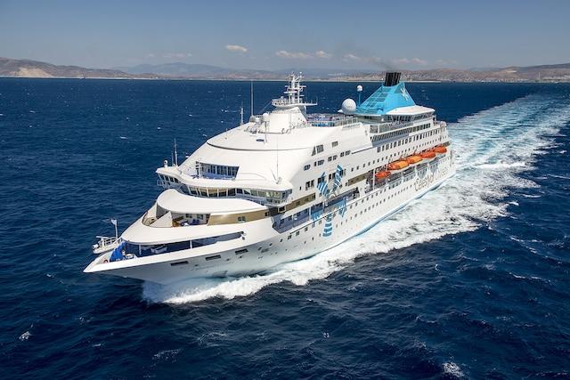 Le Celestyal Crystal offre des croisières autour de Cuba; c'est le seul navire à proposer trois escales différentes autour de l'île.