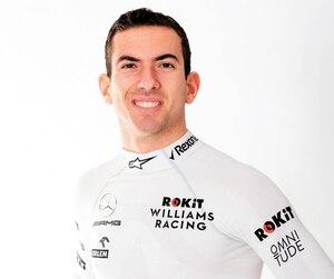 Le Canadien Nicholas Latifi a été recruté comme troisième pilote de l'écurie de F1 Williams.