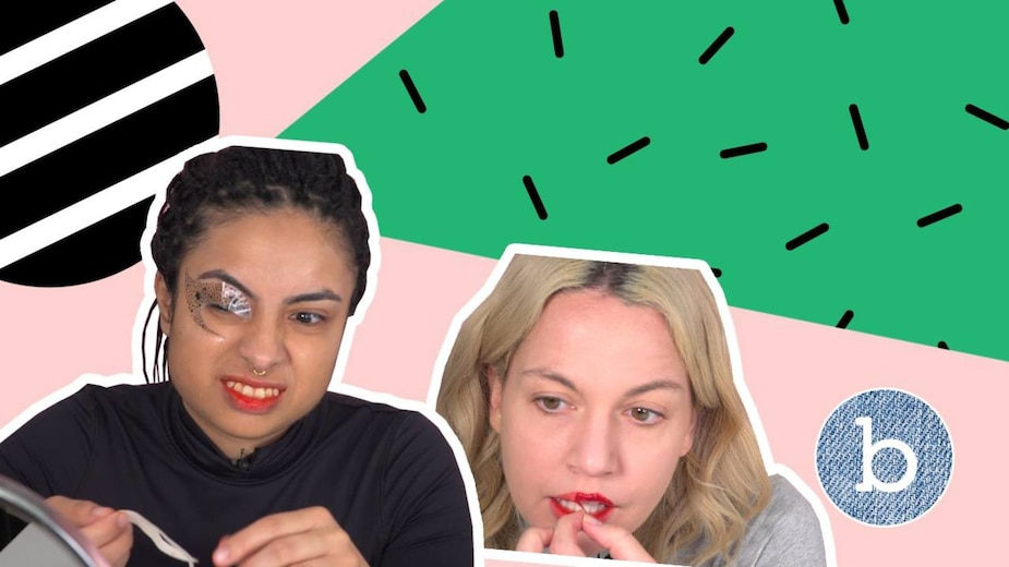 On a testé le maquillage «peel off»