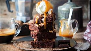 Brownie décadent