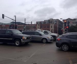 Congestion routière
