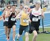 Le nombre d'athlètes vétérans dans les épreuves sur piste, de lancers et de sauts a presque doublé dans les cinq dernières années, mais il est toujours très marginal par rapport au nombre de coureurs vétérans dans les autres disciplines de l'athlétisme.