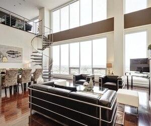 La location d'un penthouse peut coûter jusqu'à 9000 $ par mois.