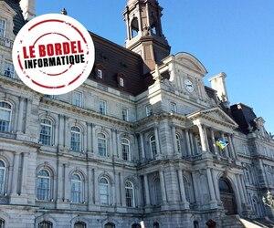 Bloc Bordel informatique Ville de Montréal