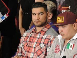 Chris Arreola a bien l'intention de devenir le premier champion du monde d'origine mexicaine.