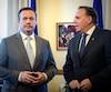 Kenney peste contre le Québec… mais veut calquer son autonomisme et donc augmenter la taille de son État !