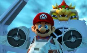 Mario Kart rencontre Star Wars