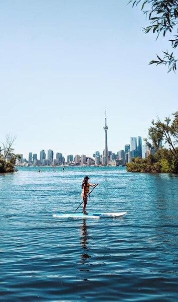 Image principale de l'article Il y a des îles vraiment cool à Toronto