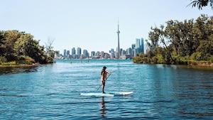 Il y a des îles vraiment cool à Toronto