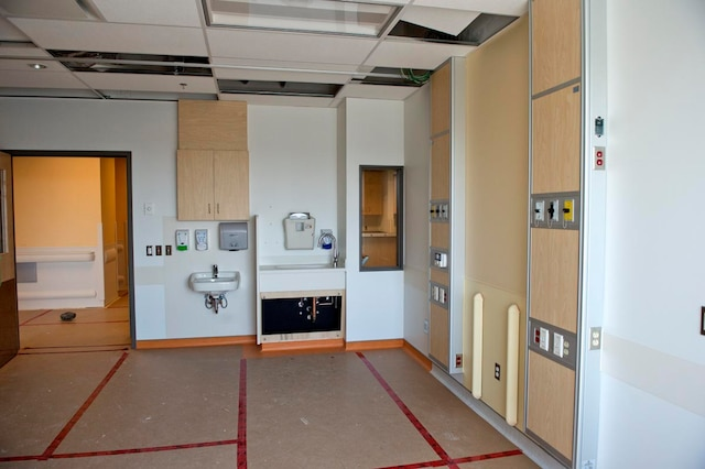 Chacune des 500 chambres de l'hôpital sont complètement privées, pour assurer une meilleure qualité de soins et éviter la propagation des infections.