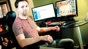 Image principale de l'article «Gameur» professionnel et diplômé