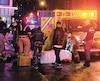 Anthony St-Jean Lamothe a été poignardé à mort lors d'une bagarre après la fermeture des bars, au centre-ville de Montréal en mai 2017.