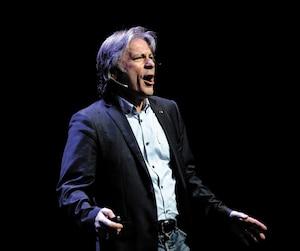 Vedette de la formation Iron Maiden, Bruce Dickinson chantera avec l'Orchestre symphonique de Québec le 21 novembre.