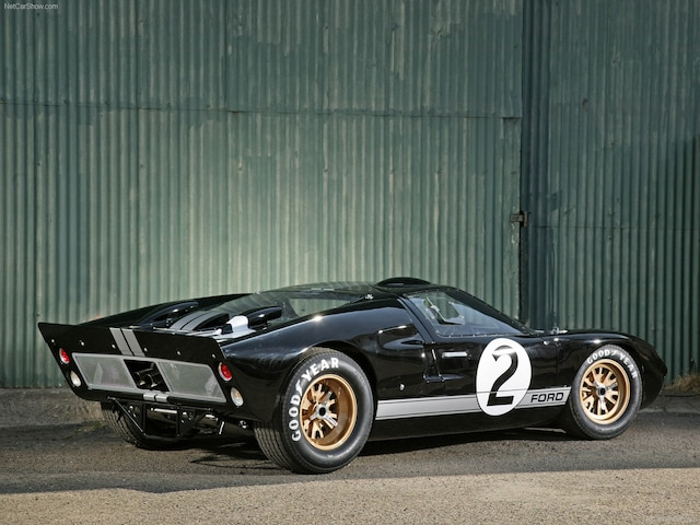 Ainsi, Ford mettait fin au règne de Ferrari qui avait tout raflé de 1960 à 1965.