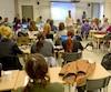 UQAM, Salle de classe