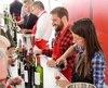 Après un début d'événement refroidi par la météo, le festival vinicole et gourmand a véritablement pris son envol samedi en accueillant de nombreux visiteurs.