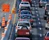 bloc situation transport traffic
