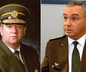 Paul Quirion et Normand Proulx, deux ex-hauts gradés de la Sûreté du Québec, sont poursuivis au civil pour une prime de départ qui aurait été donnée illégalement, à même les fonds d'un budget opérationnel de la police provinciale.