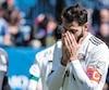 Le capitaine de l'Impact, Ignacio Piatti, n'était pas fier de la performance de l'équipe face au Los Angeles FC, samedi dernier.