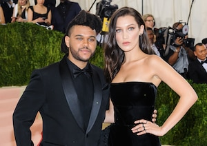 Bella Hadid et The Weeknd se «frenchent» à Cannes
