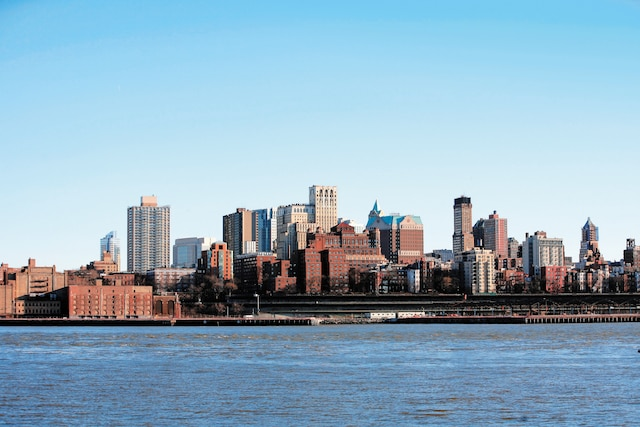 Le Bronx vu de Manhattan.