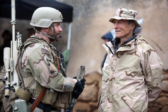 Tireur d'élite américain (American Sniper) prend l'affiche vendredi (le 16 janvier).