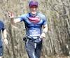 Âgé de 59 ans, Steve Baker s'offrira 11 marathons en 2017. Il en a complété six jusqu'à présent, dont ceux de Boston et d'Ottawa et celui des Érables.