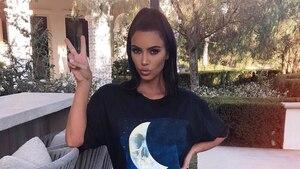 Kim Kardashian accusée d'abuser de PhotoShop