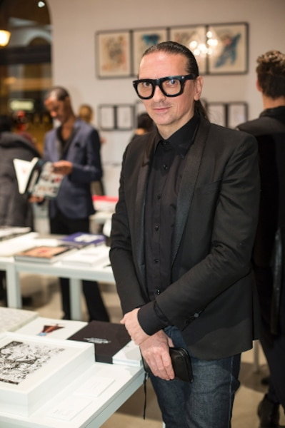 Le designer Denis Gagnon.