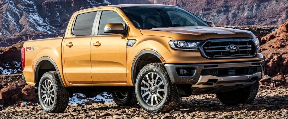 Ford Ranger Jdm : Le voilà nouveau ford ranger jdm
