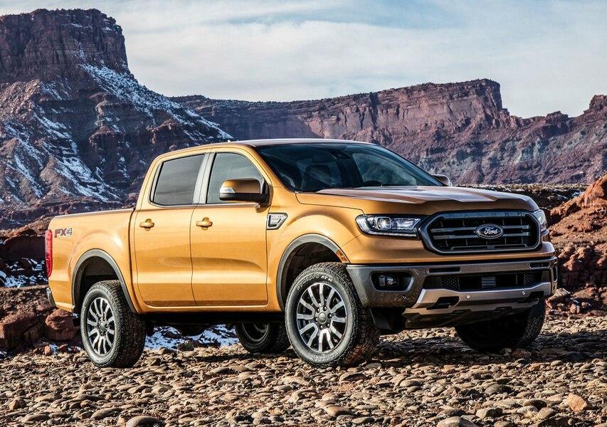 Le Voila Le Nouveau Ford Ranger 2019 Jdm