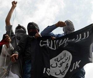 Bloc état islamique ÉI