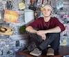 Jessy Rioux savoure un heureux retour aux études après avoir affronté sa dépendance aux drogues. Il souhaite maintenant devenir intervenant en délinquance.