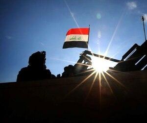Irak armée soldat