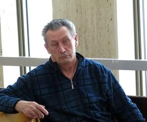 L'accusé Donat Lizotte, 73 ans, tente de faire en sorte que les déclarations de la présumée victime, qui s'est suicidée depuis, ne soient pas admises à son procès.