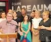 Régis Labeaume, maire sortant de Québec, a dévoilé dimanche matin de nombreux engagements locaux pour les six arrondissements. L'aménagement ou la création de parcs, de centres communautaires, de piscines, de rues conviviales font partie des promesses.