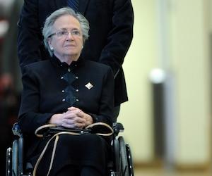 L'ex-lieutenante-gouverneure du Québec Lise Thibault.