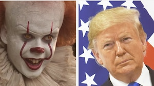 Un peu de Trump dans «IT Chapter 2»