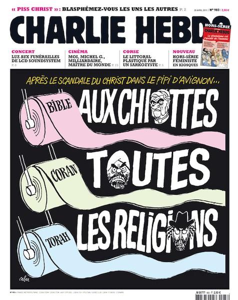 charlie hebdo religioni satira limiti