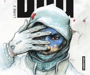 <i>Bug Tome 2</i><br /> Enki Bilal<br /> Éditions Casterman, 80 pages